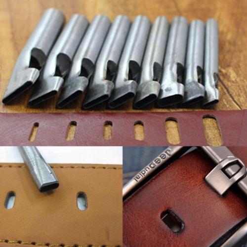 alloy puncher Mens Belt Accessories 1pc belt puncher