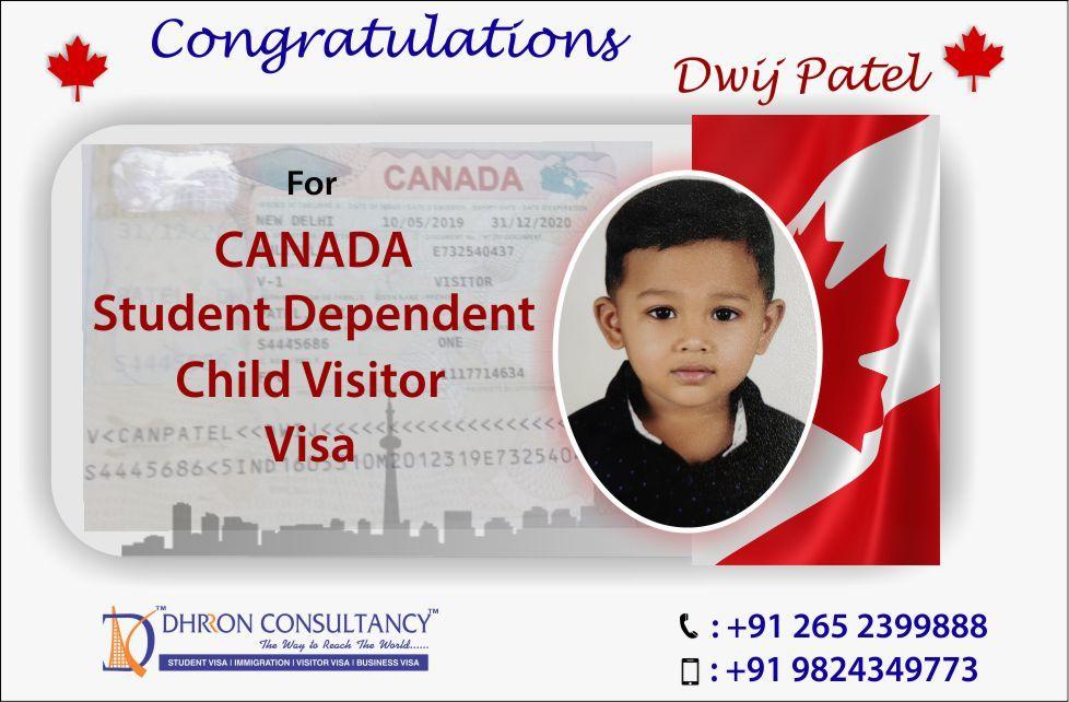 Visitor Visa Student Visa Congratulations