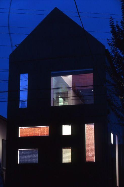 建築家 宮原輝夫 『House Nw』 http://www.kenchikukenken.co.jp/works ...