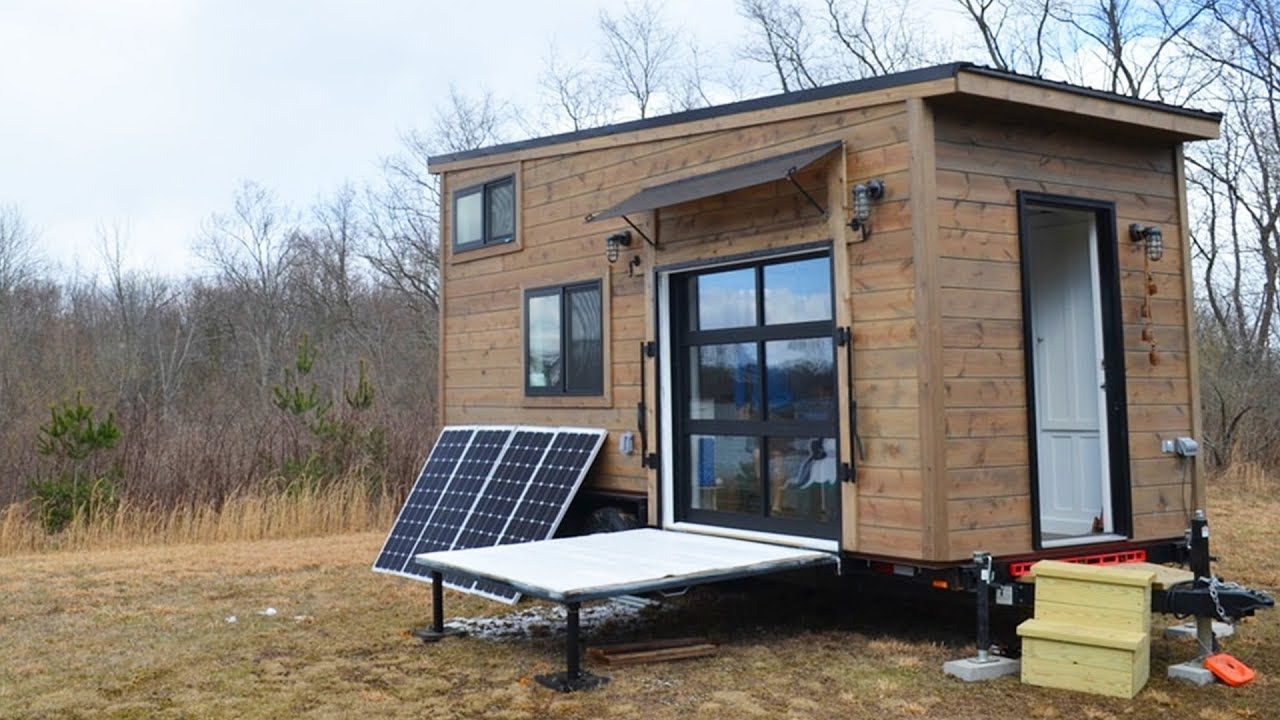 Gorgeous Beautiful Latibule Tiny House From Modern Tiny Living