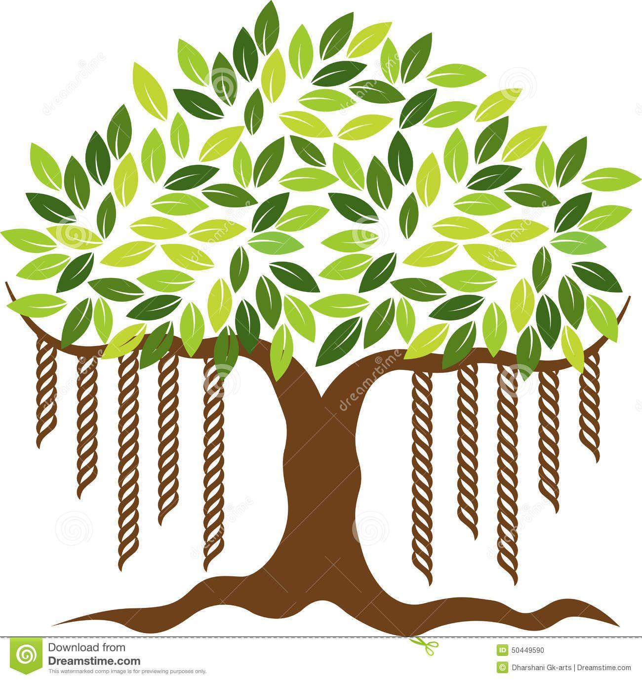 banyan tree illustration - Google Search | Banyan tree ...