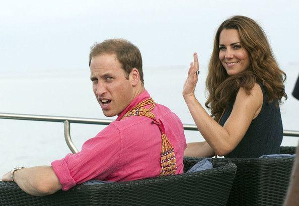Kate Middleton Photos - The Duke And Duchess Of Cambridge Diamond Jubilee Tour - Day 7 - Zimbio