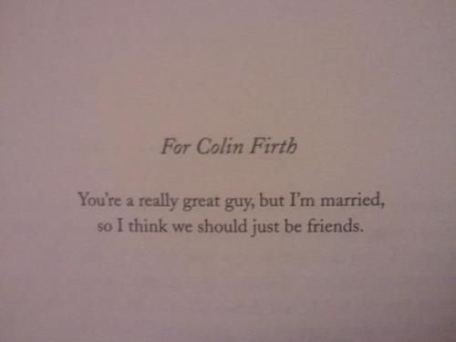 26 Of The Greatest Book Dedications You Will EverRead. Hilarious! New goal: Write a book, then write a dedication worthy of being on this list.