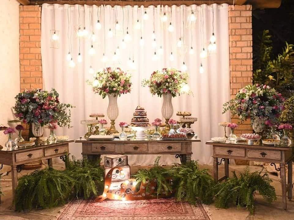 Decoração de casamento simples: 100 fotos + tutoriais para