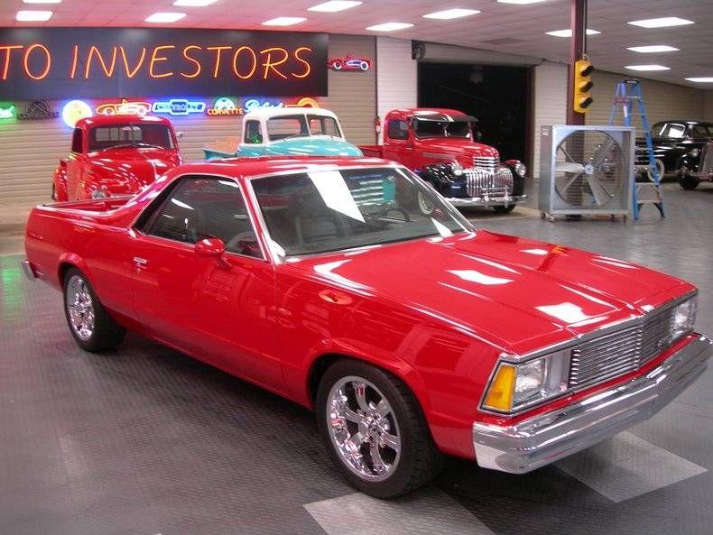 1981 Chevrolet El Camino For Sale 2133078 Hemmings Motor News