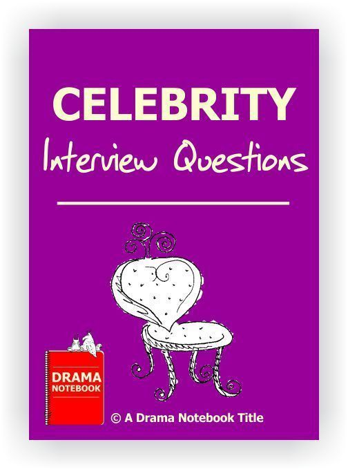 Celebrity Interview Questions Icebreaker Activity For Drama Class Teaching Drama This Or That Questions Drama Education