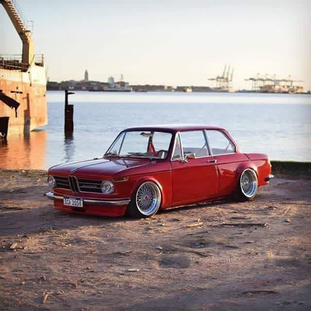 Bmw 2002 Stance Classic Car With Images Bmw 2002 Bmw