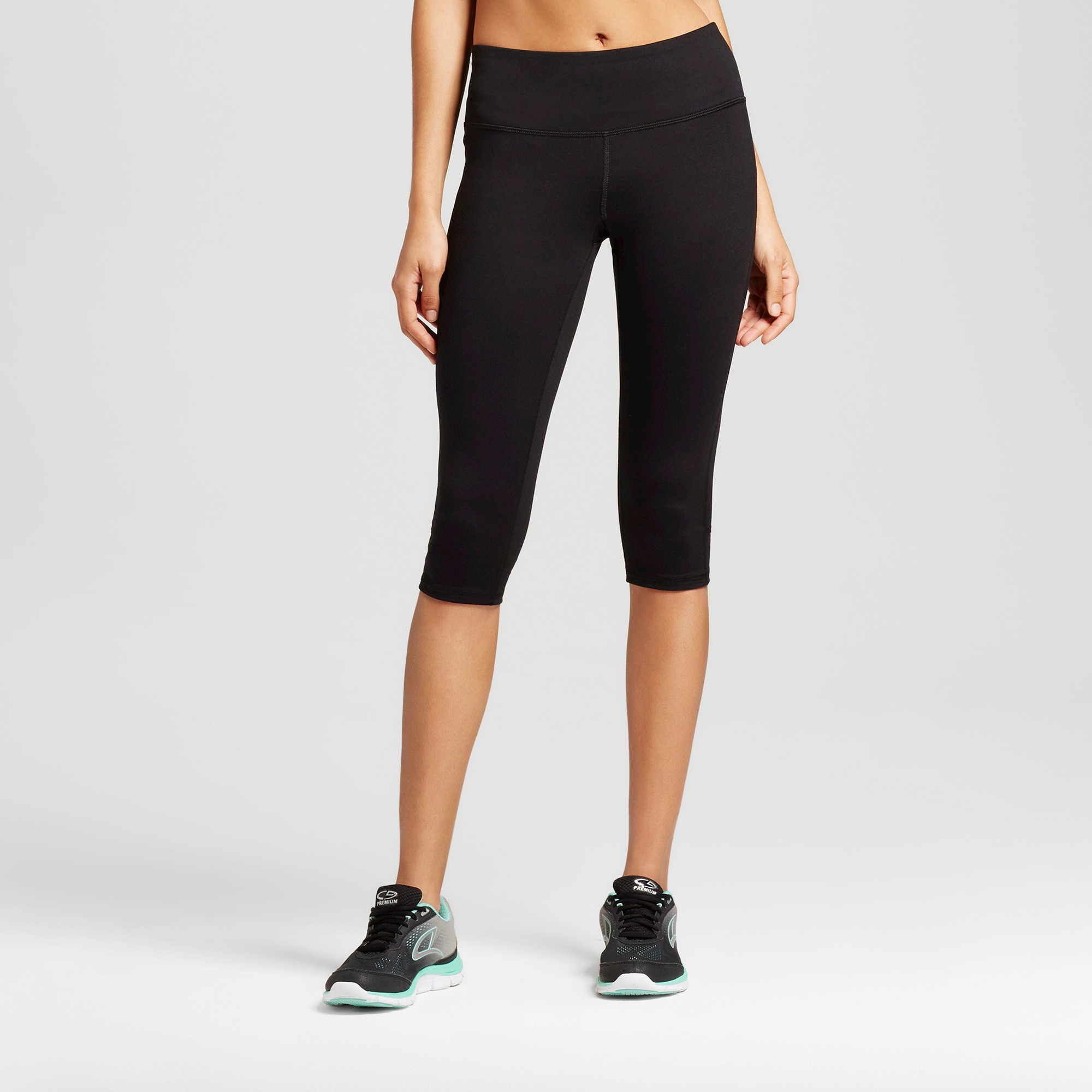 720a719d6 Women s Everyday Knee Length Leggings - C9 Champion Black L ...