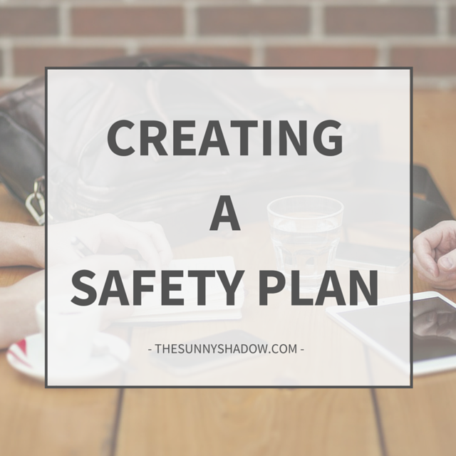 Creating A Safety Plan  Stay Safe Safety And Social Work