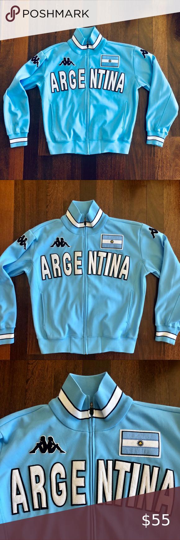impactante sirena Persona enferma  Kappa Argentina Jacket in 2020 | Jackets, How to wear, Kappa