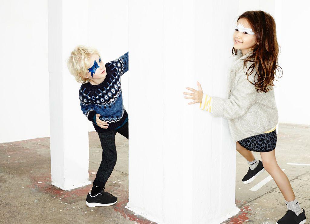 Hide Seek Kids: #ZARALOOKBOOK - Kids: Hide-and-seek