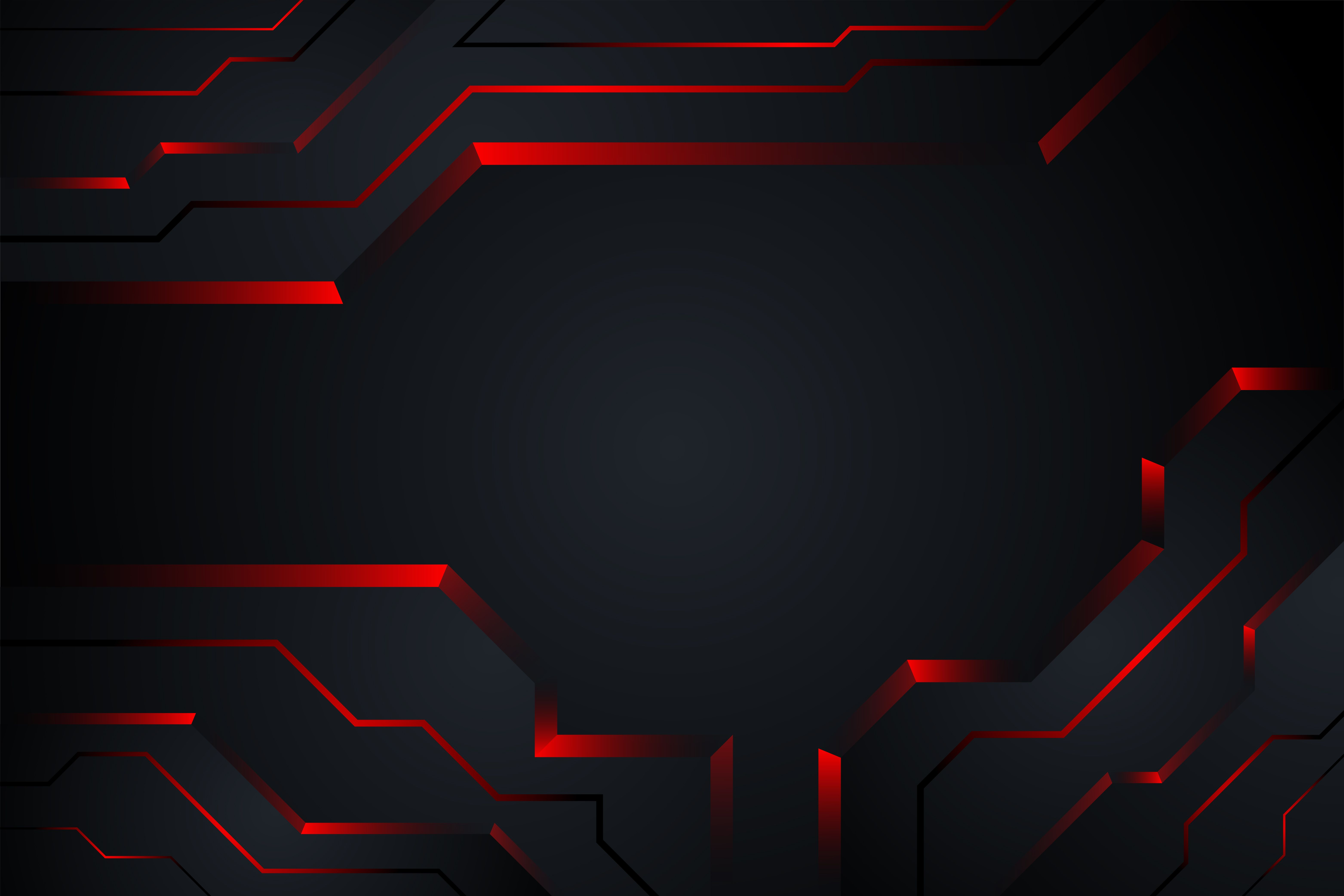 Red Black Background Game Graphic By Noory Shopper Creative Fabrica Red And Black Background Youtube Banner Backgrounds Black And Red