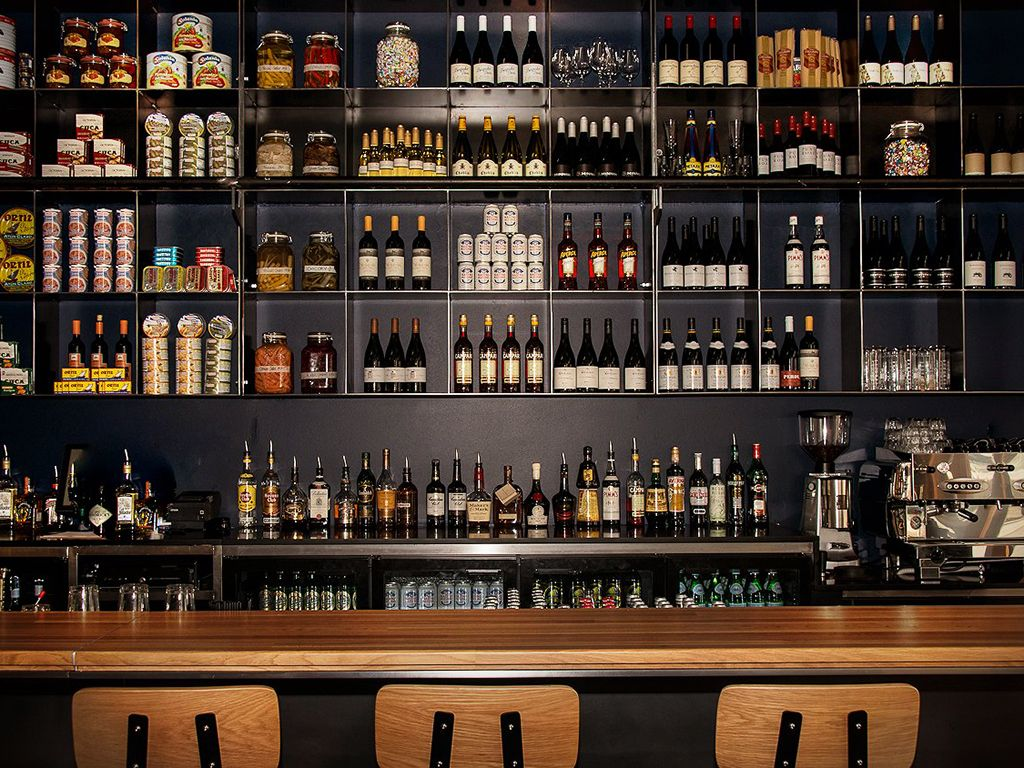 Arkpad Design De Bar E Restaurante Estilos De Bar Restaurante Industrial