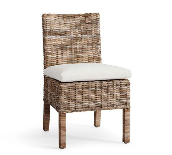 Maya Chair | Pottery Barn | Parson Project | Pinterest