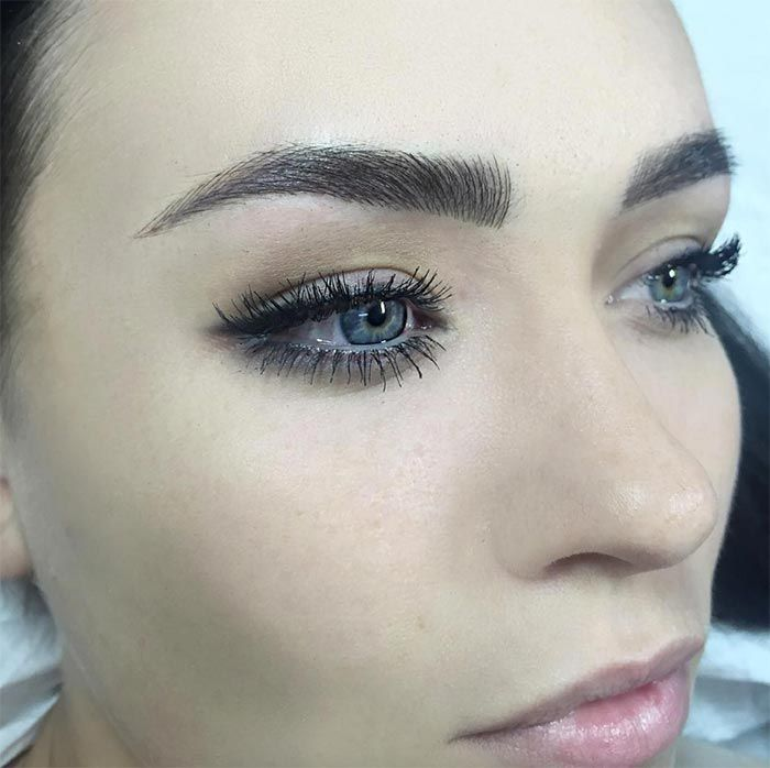 Eyebrow Microblading What It Is Tips Pros Cons Make Up