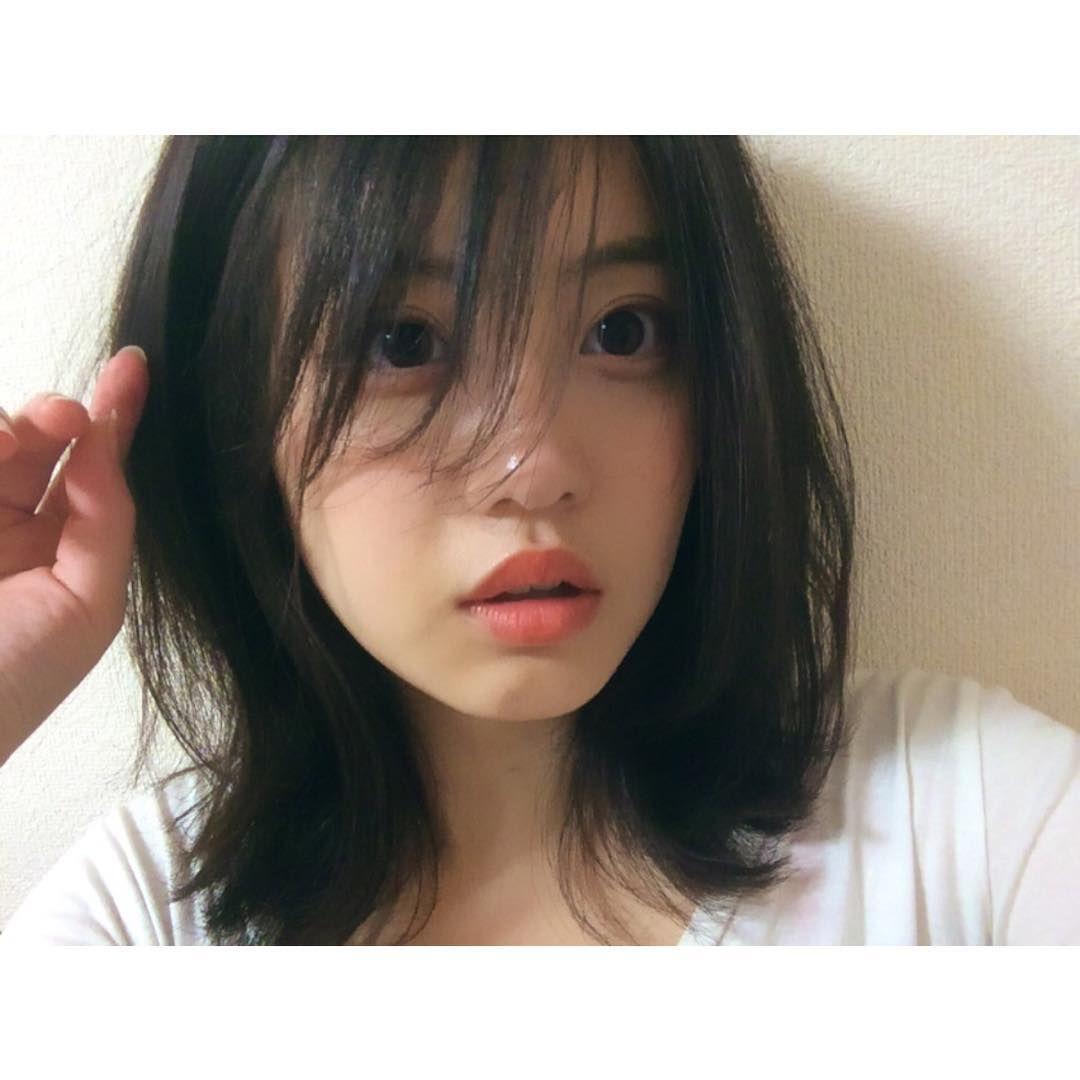 今田美桜 ✂︎✂︎✂︎ 2way前髪つくってもらったさ〜