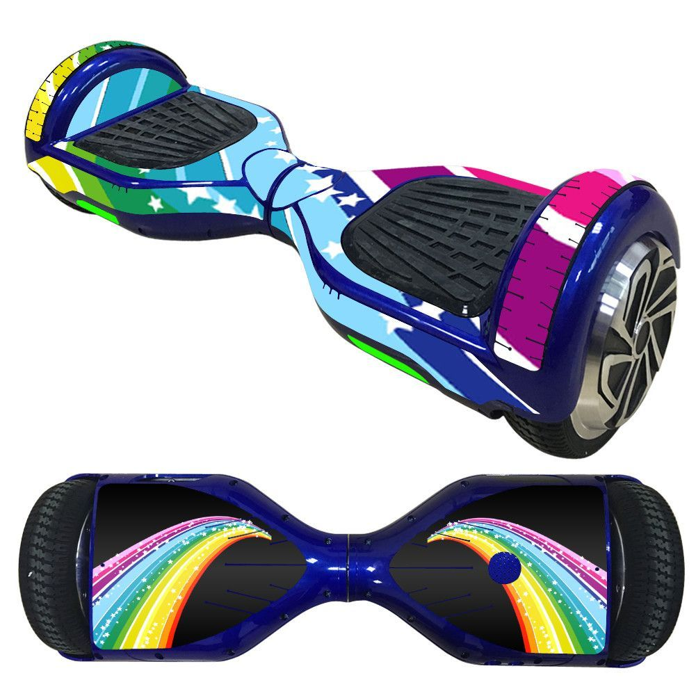 Roads overboard hoverboard 6.5 inch decal skin Self Balancing Scooter ee7eed3bbd0