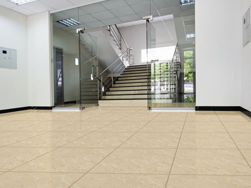 Una idea para remodelar con interceramic victoria beige for Interceramic pisos