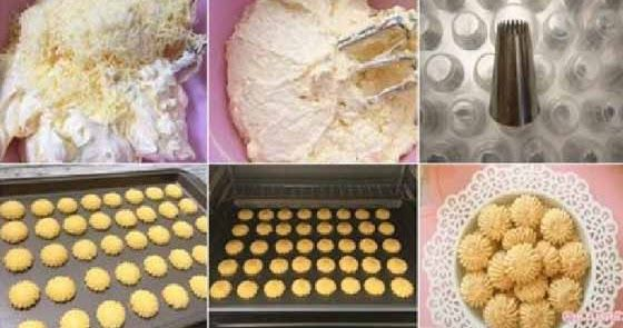 Resep Membuat Kue Sagu Keju Bikin Sagu Keju Ini Asik Karena Adonan Nya Mudah Di Spuit Tidak Keras Rasanya Juga Enak Lumer Di Mulut Resep Kue Resep Kue