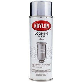 Krylon Looking Glass Silver Spray