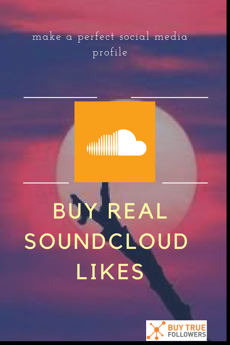 Buy SoundCloud likes for your track cheap starting from $1