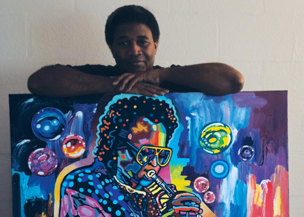 Portrait of the artist as a Hoosier 2016 http://ift.tt/1Tr5qwF