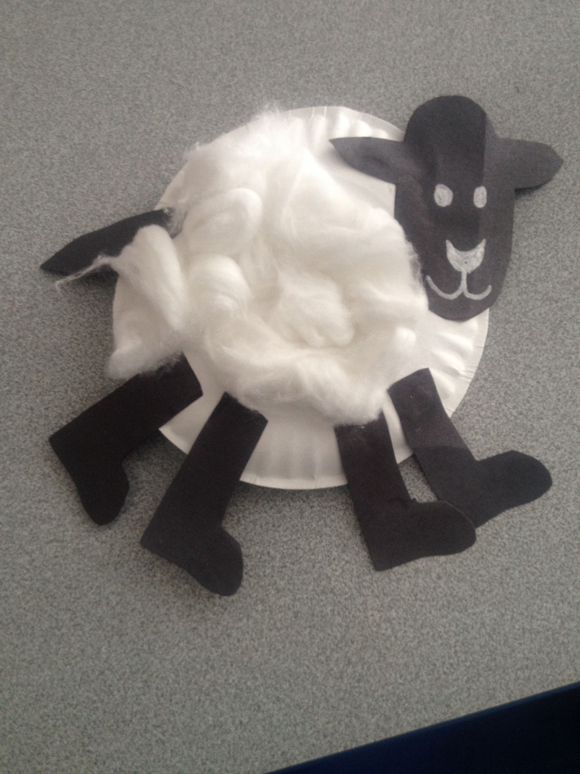 In like a lamb: March craft