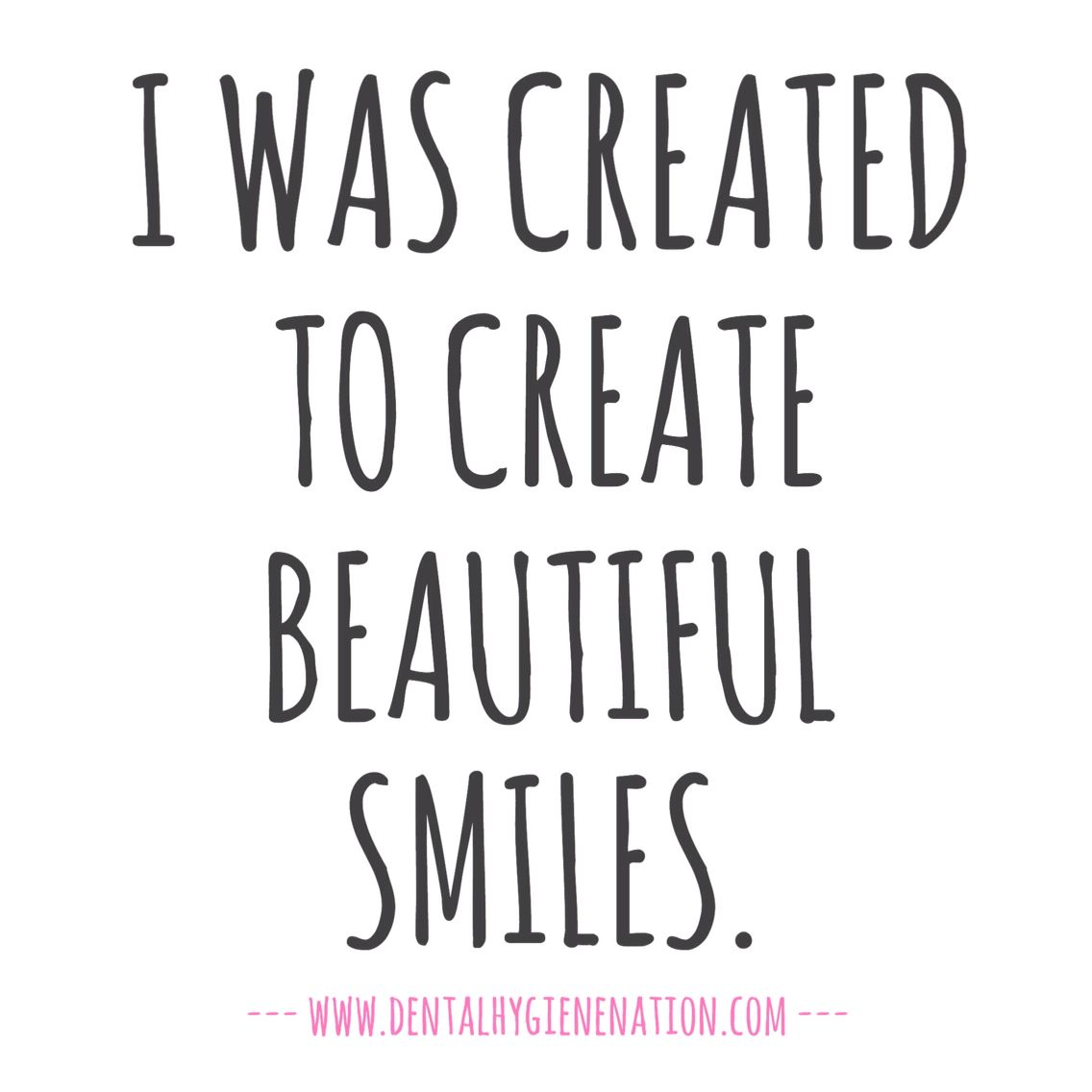 Thank your dentist by smiling big today! Dental quotes