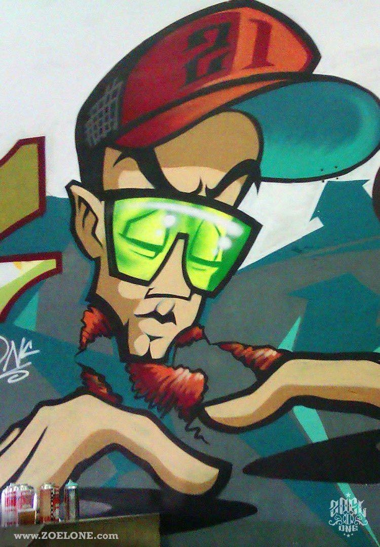 Graffiti Street Art Urban Art Graffiti Character Bboy