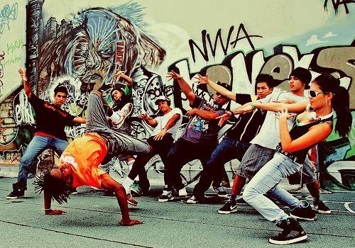 Street - dance brooklyn night as a young teenager oh how I ...