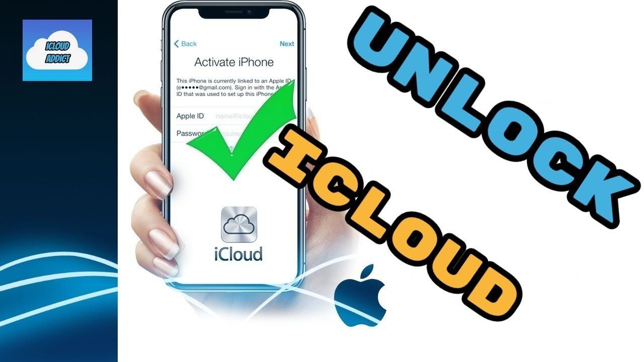 2021 How To Unlock Icloud Iphone With 101 Success Activation Lock Rem Icloud Iphone Apple Phone