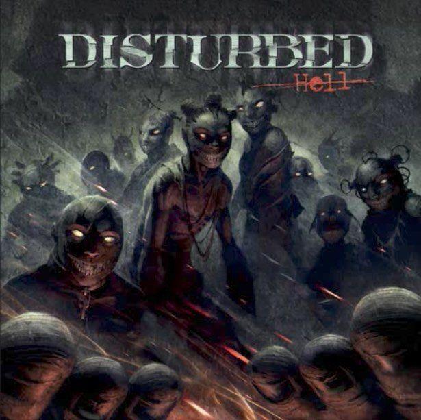 musica disturbed hell