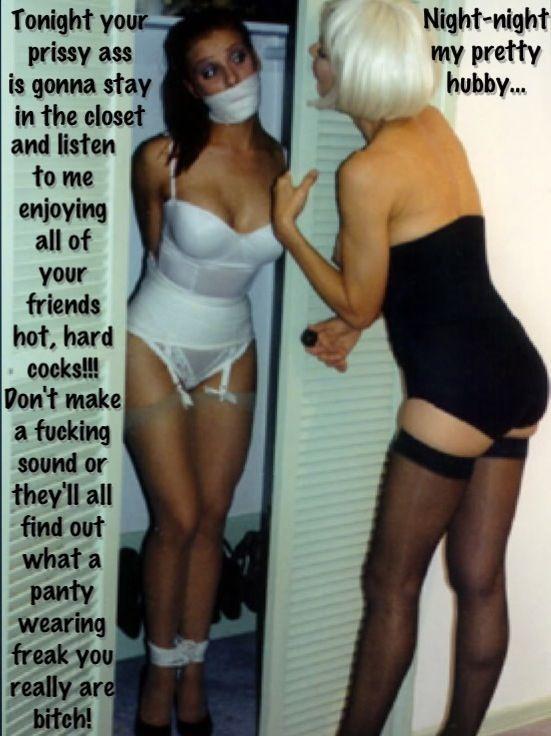 crossdresser fantasy Panty
