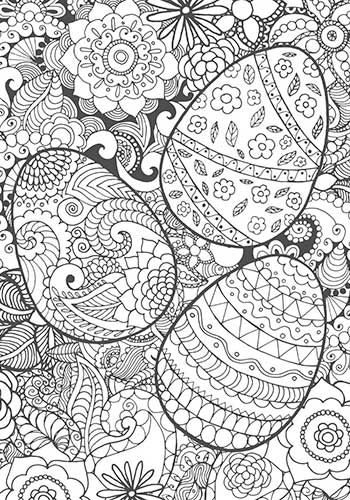 Free Easter Colouring In Sheets For The Kids Bub Hub Spring Coloring Pages Easter Egg Coloring Pages Easter Coloring Sheets