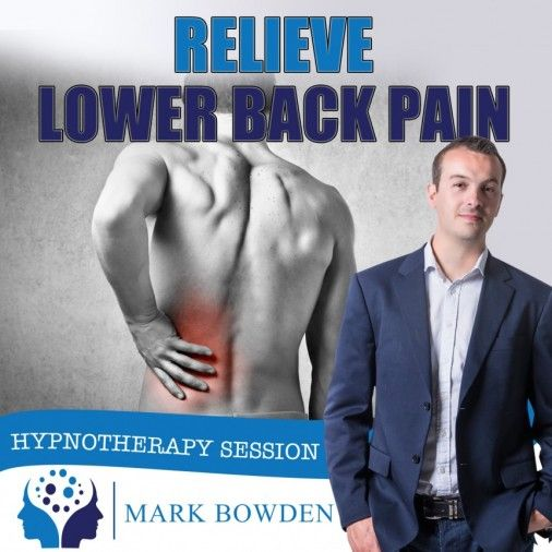 Lower back pain can quite literally stop you in your tracks. Stress and tension can have a negative effect on your body, causing you to tense your back even if you're not realising it. Plus, many people unknowingly strain their backs due to the way they sit and carry themselves. Relieve lower back pain with this powerful hypnosis download that can help you ease back pain and get back to enjoying your life