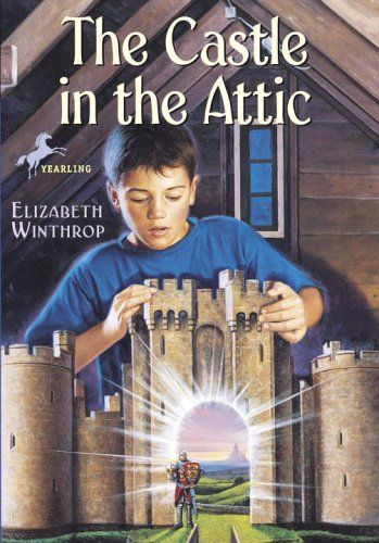 The Castle in the Attic. Loved this when I was a kid.