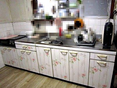 台所 キッチン リメイク Diy リメイクシート カッティングシート キッチン キッチンアイデア リメイクシート