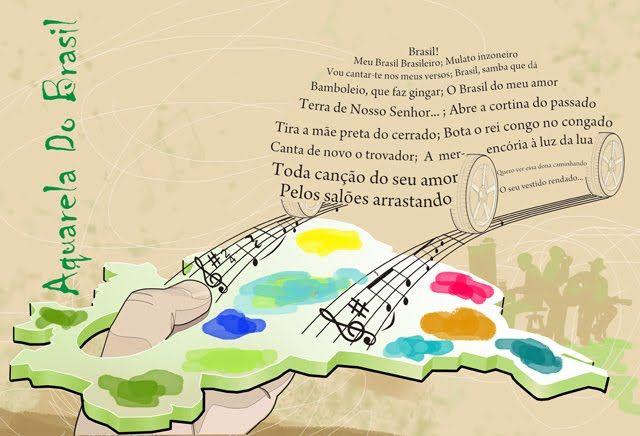 Mascote No Micro Musicas Trechos De Ary Barroso Cantadas