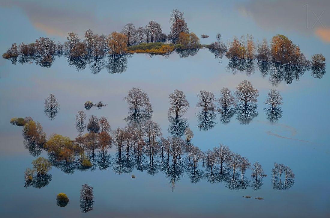 Blue heaven by Uroš Florjančič