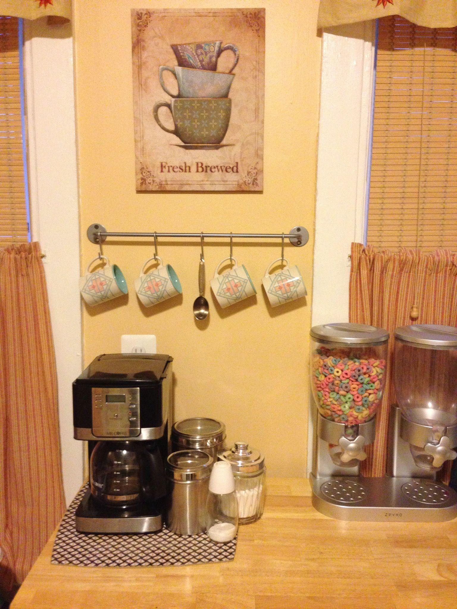 Coffee station :)