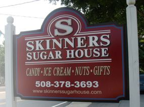 Skinner's Sugar House - About Us - skinnerssugarhouse.com In East Bridgewater, MA saw on Chronicle Oct 2015