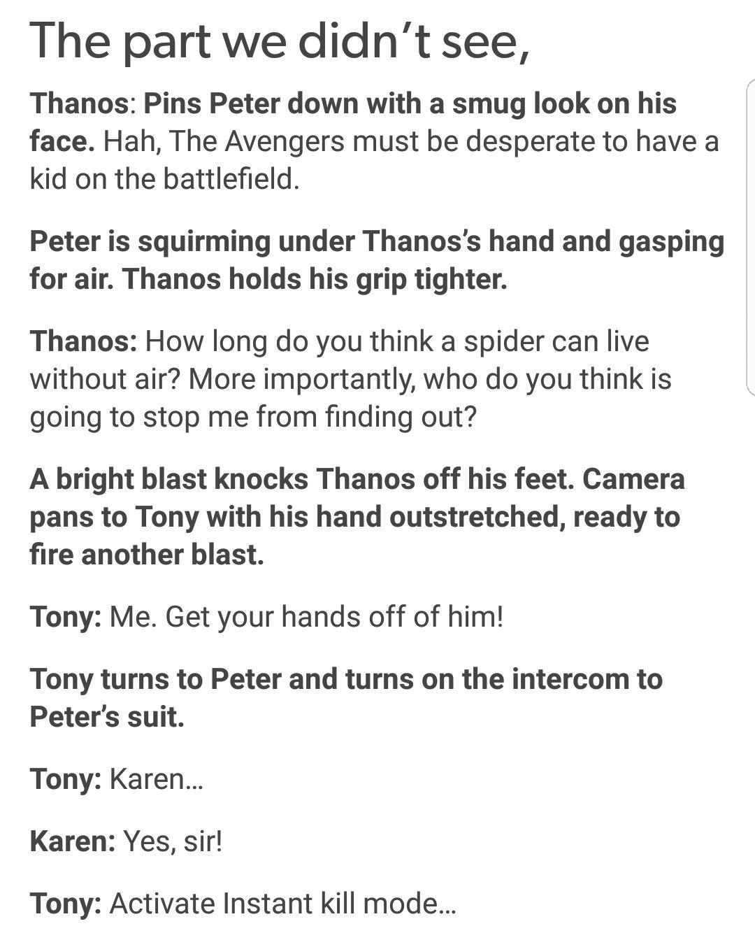 Ooooh That S A Unique Take On Something Like This Happening I Like It Marvel Jokes Marvel Funny Marvel Superheroes