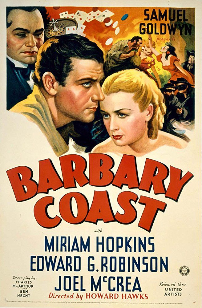 Watch Barbary Coast Full-Movie Streaming