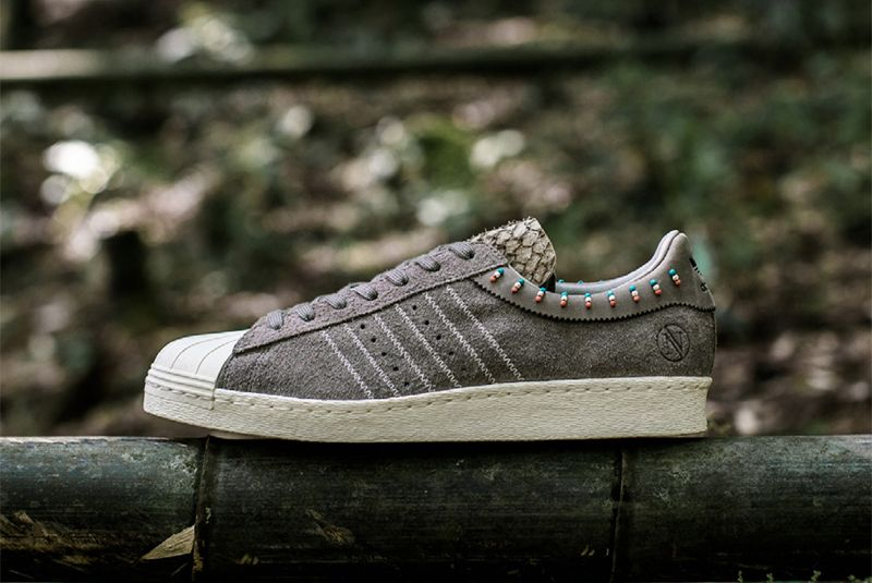 Taiwan's heritage is at the heart of this 2015 sneaker drop by Adidas  titled Consortium Superstar INVINCIBLE.