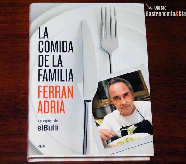 Gazpacho de calabaza cuisine for Ferran adria comida