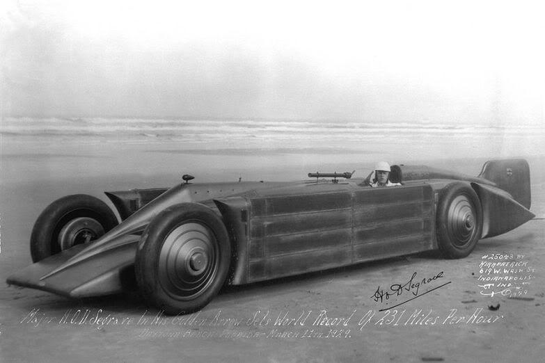 the speed boys, | Daytona beach, Race cars, Vintage race car