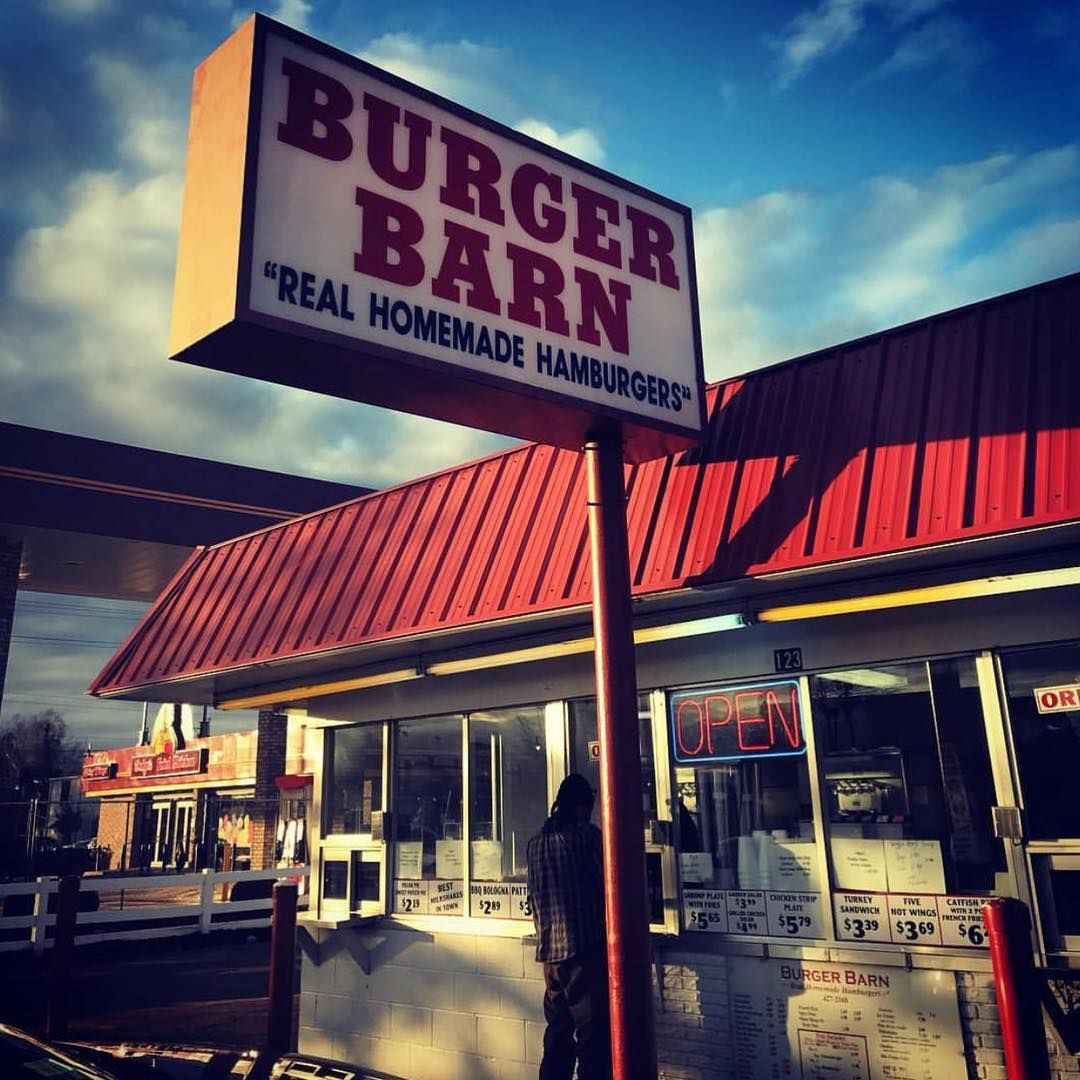 Check Out Burger Barn This Is The Best Local Flavor Burger Place