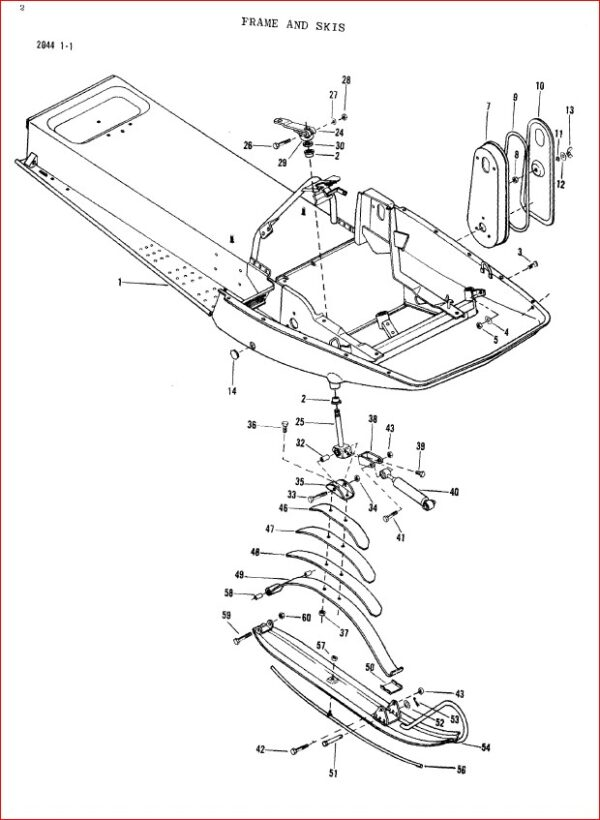 Massey Ferguson Mf 304 304t 344t 404t 444t 404wt 444wt Ski Whiz Parts Manual 651339m91 Download Manual Massey Ferguson Repair Manuals