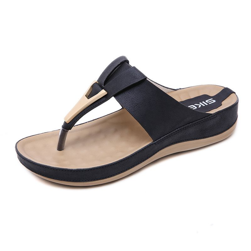 LADIES WOMENS FLAT SANDALS PUMPS CASUAL COMFORT HOLIDAY SUMMER SHOES SIZE 3-8