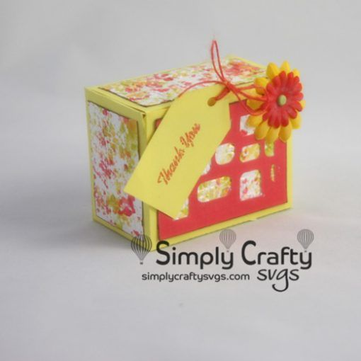 Small Gift Box Svg File For Any Occasion Simply Crafty Svgs Small Gift Boxes Small Gifts Free Boxes